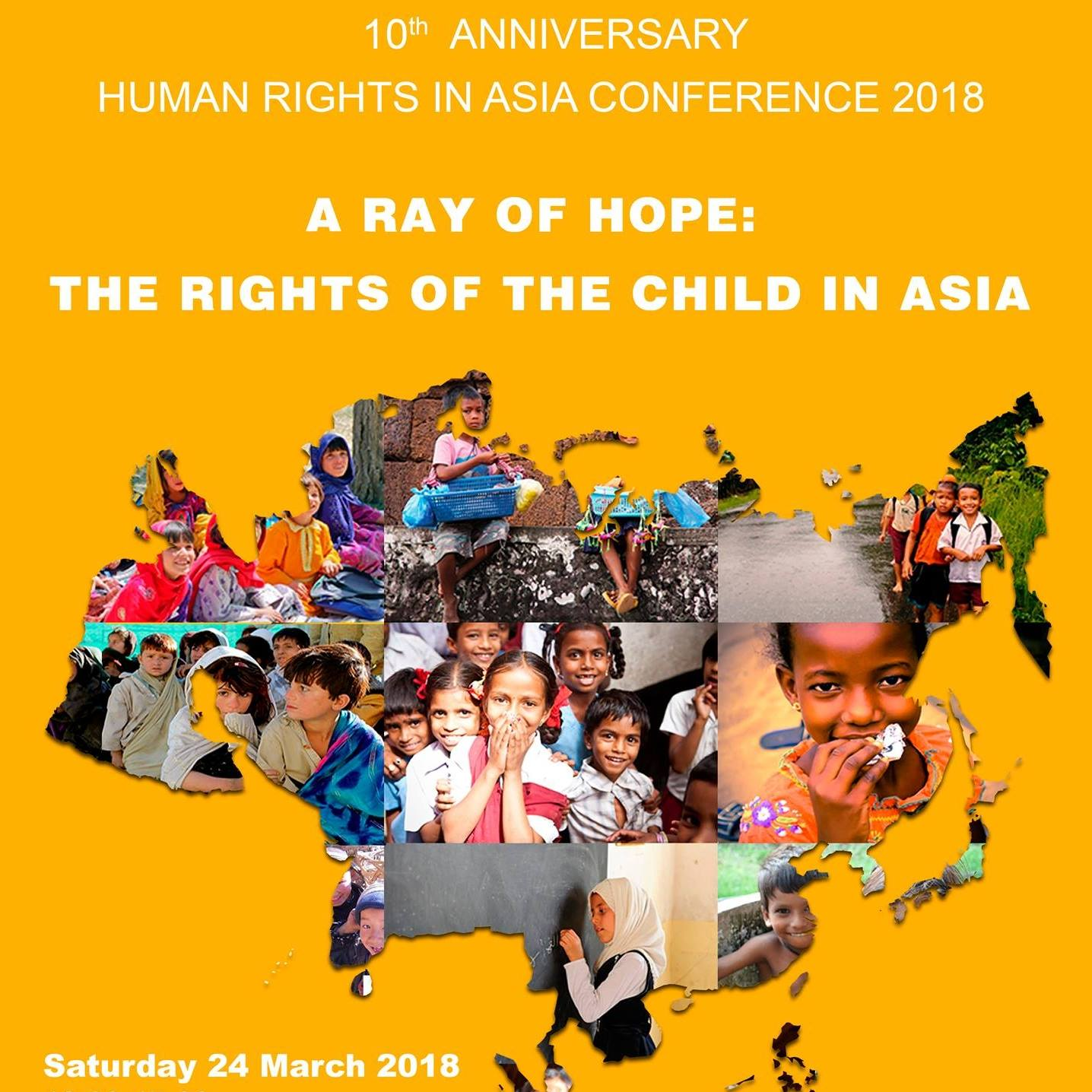 Human Rights in Asia Conference 2018