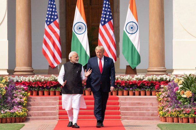 Trump_Modi_India