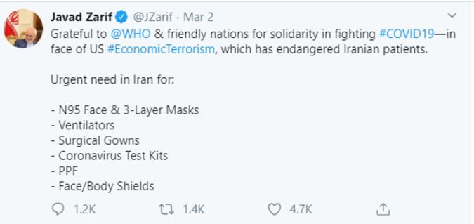 Zarif_Tweet